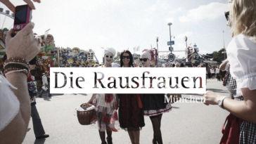 rausfrauen Die Rausfrauen – Knitguerilla aus München