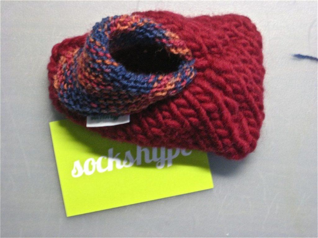babyschuhe stricken babyschuhe stricken Babyschuhe stricken aus Filzwolle – Anleitung