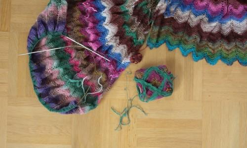 käthe4 Thema des Monats Oktober 2015: Tücher, Schals und Loops