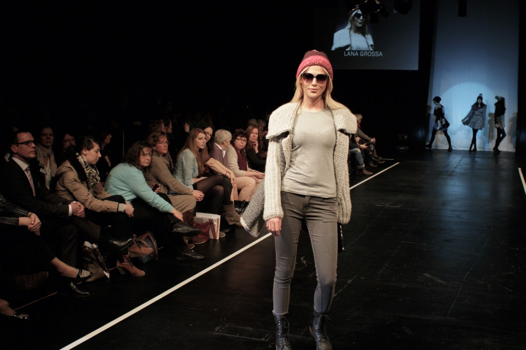 Modenschau Hobby und Handwerk Hobby und Handwerk 2013 – Junge Unternehmen mischen auf.