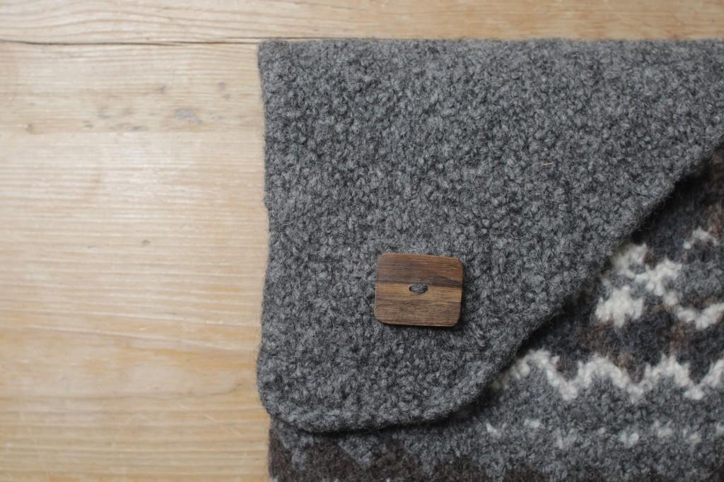 DIY Anleitung: Laptoptasche im Norwegermuster auf sockshype laptoptasche stricken Anleitung: Laptoptasche stricken