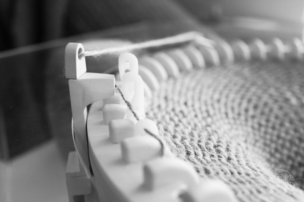 365 Knitting Clock | Photo Credits: Miriam Lehnart Knitting Clock Siren Elise Wilhelmsen – 365 Knitting Clock