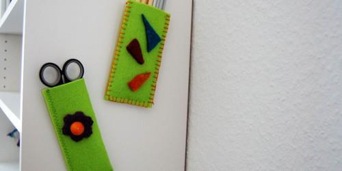 Aufbewahrung von Stricknadeln auf sockshype wanddekoration Thema des Monats 12/2015: Nützliche und hübsche Wanddekorationen