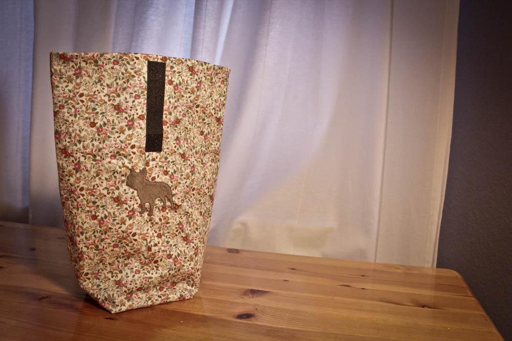 DIY Tasche nähen sticken-sockshype01 tasche nähen Anleitung: Tasche nähen mit Klettverschluss