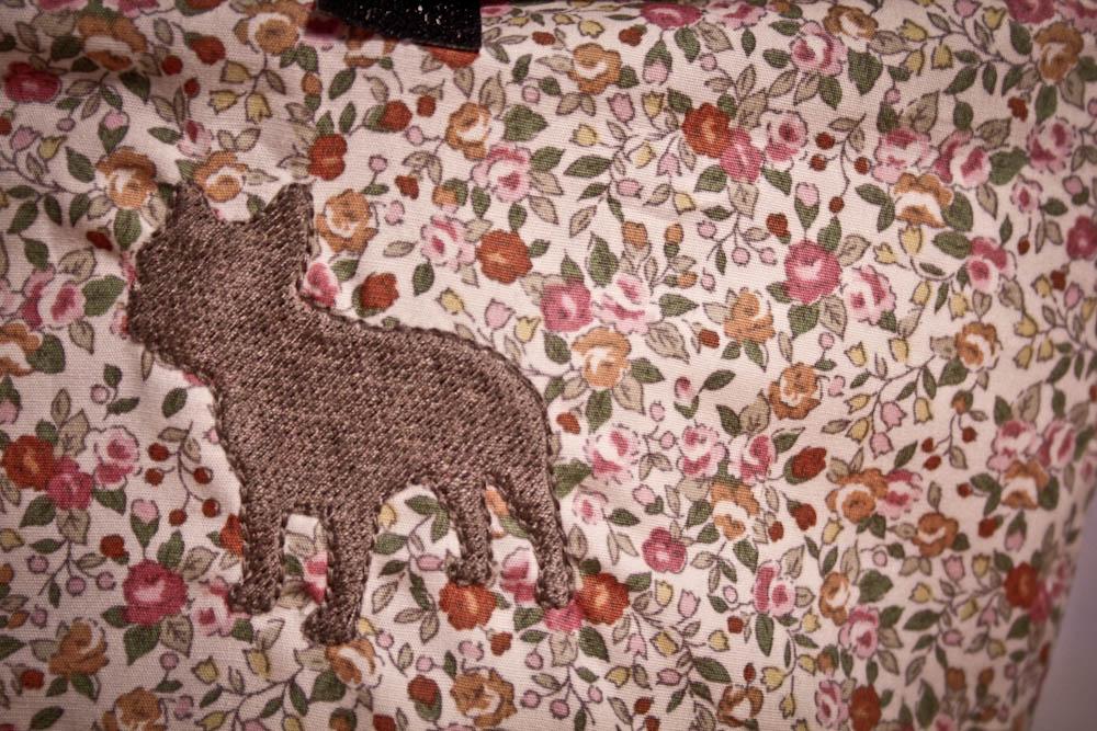 DIY Tasche nähen sticken-sockshype04 tasche nähen Anleitung: Tasche nähen mit Klettverschluss