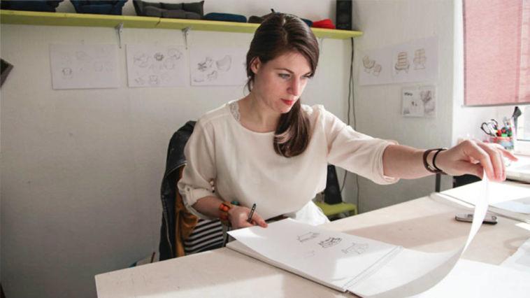 Ernsting Designerin Hanna Emelie Ernsting im Interview