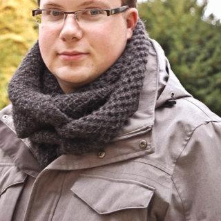 Gemacht mit Liebe und Wolle: Schal stricken für Anfänger schal stricken Anleitung: Schal stricken für Männer