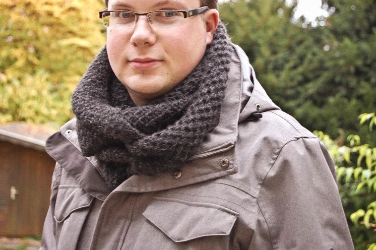 Gemacht mit Liebe und Wolle: Schal stricken für Anfänger
