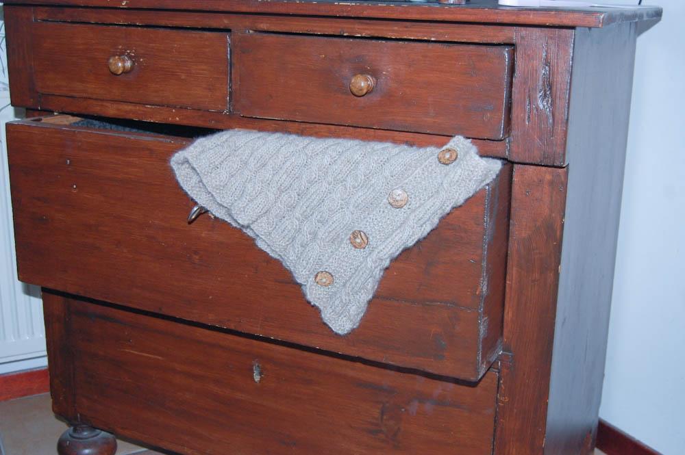 Schal stricken - cowl auf sockshype