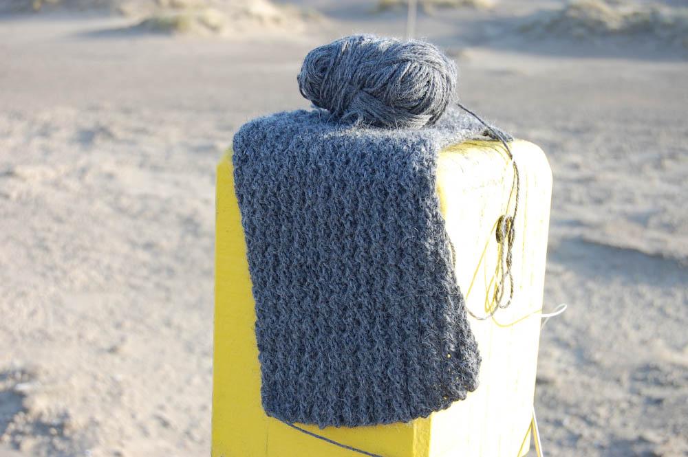 klassischer Schal stricken schal stricken Anleitung: klassischen Schal stricken für den Mann