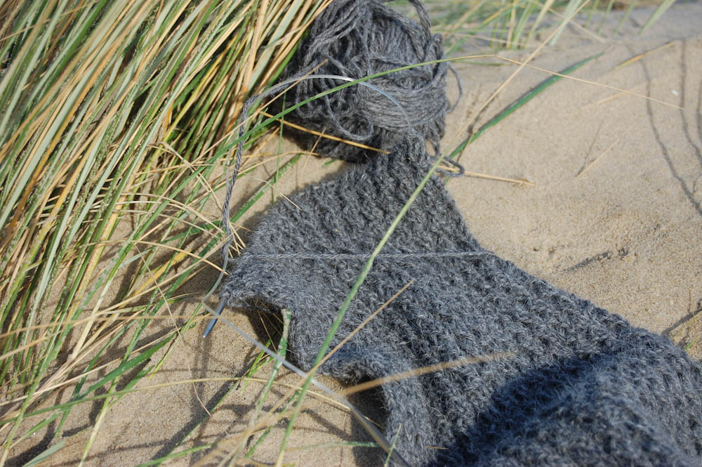Anleitung: Schal stricken schal stricken Anleitung: klassischen Schal stricken für den Mann