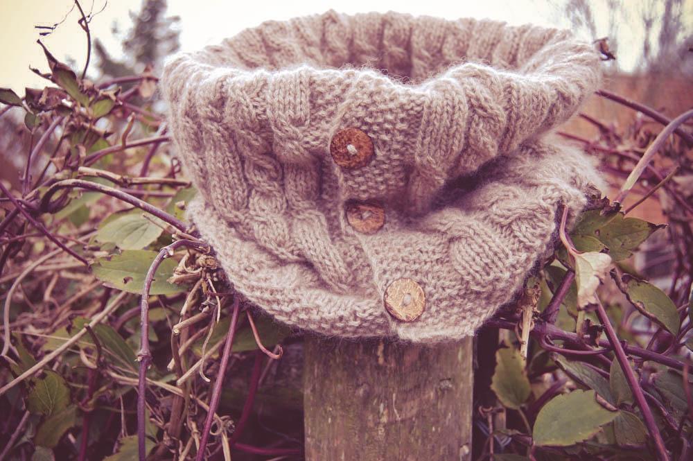 cowl schal stricken Cowl Schal stricken aus Kaschmir (kostenlose Anleitung)