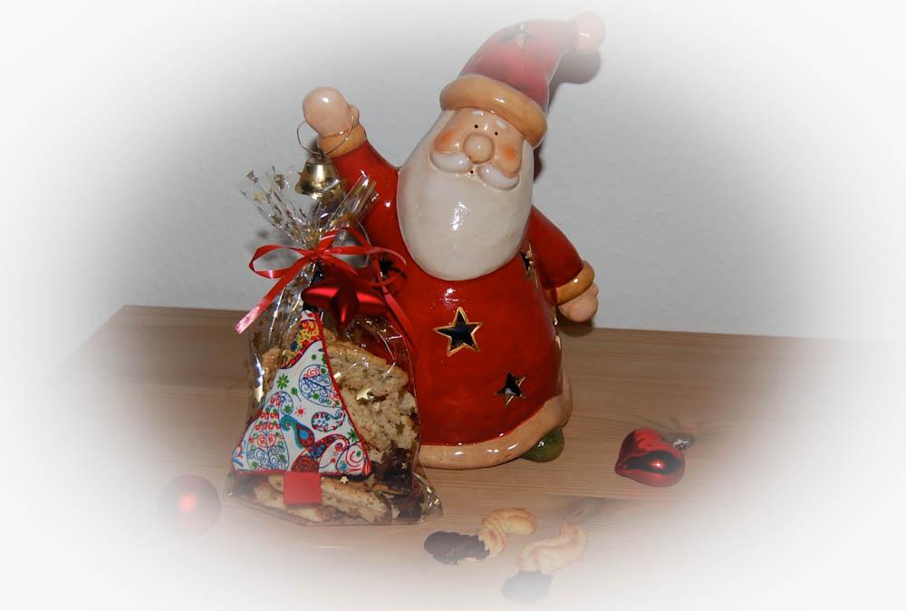 Geschenkanhänger für Weihnachten auf sockshype