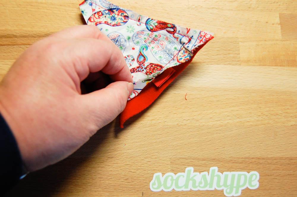 Weihnachtsschmuck selber nähen auf sockshype Weihnachtsschmuck selber Anleitung: Weihnachtsschmuck selber machen