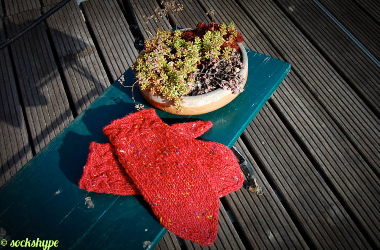 Handschuhe stricken auf sockshype-6 Handschuhe stricken Anleitung: Handschuhe stricken Donegal