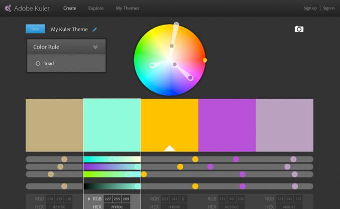 Adobe-Kuler