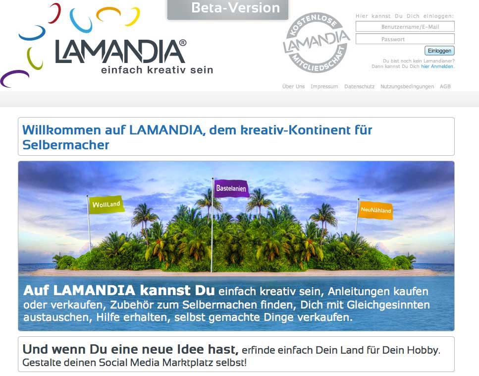lamandia Lamandia Auf Entdeckungstour: Lamandia gesichtet