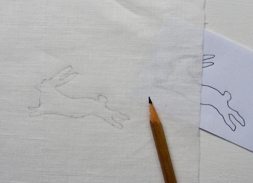 Stickanleitung eines Häschens Stickanleitung eines Häschens von Lisa Blum-Minkel