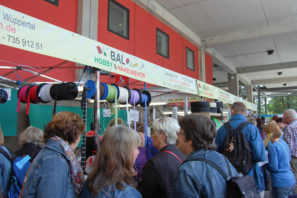 6. Kölner Creativ Sommer 6. Kölner Creativ Sommer 6. Kölner Creativ Sommer – Kreativ-Messe und Stoffmarkt