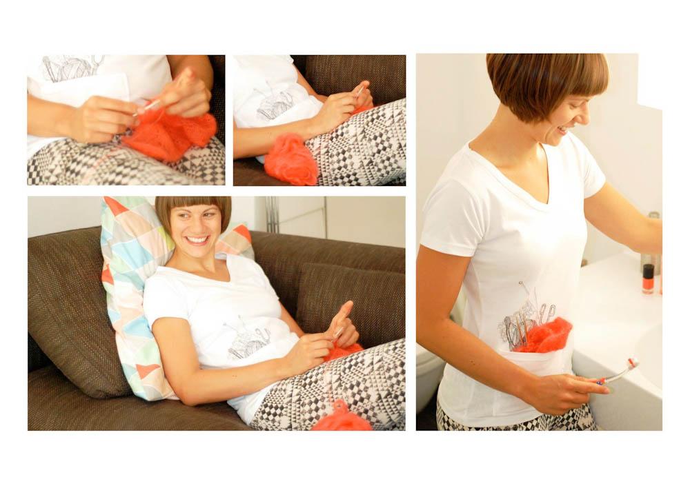 Stricker-Shirts von addi Strick-Shirts Strick-Shirts – praktische Neuheit aus dem Hause addi