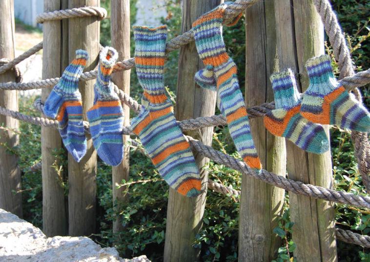 selbstgestrickte socken 4 Vorteile für selbstgestrickte Socken