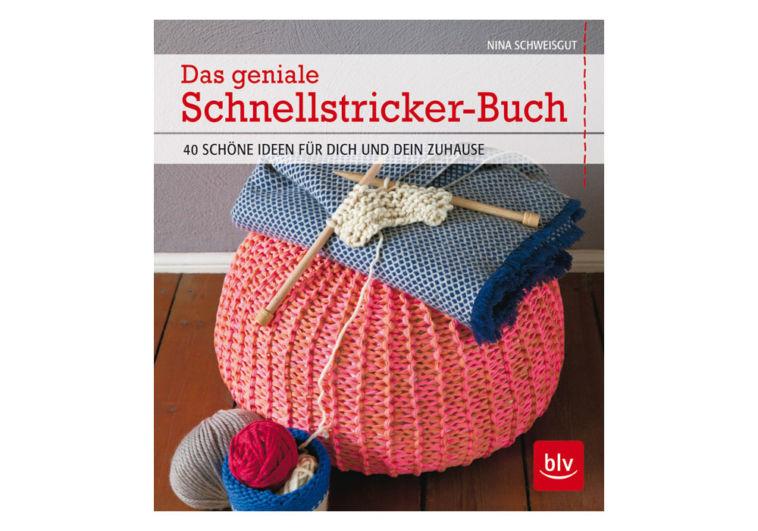 das geniale schnellstricker-buch Das geniale Schnellstricker-Buch von Nina Schweisgut
