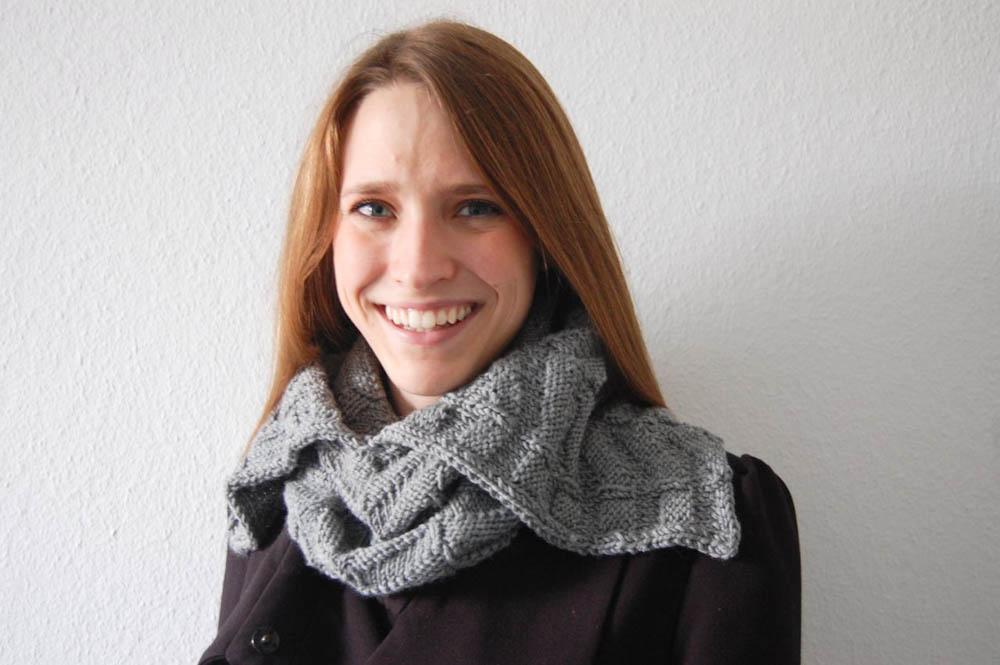 Gemacht mit Liebe und Wolle: Kragenloop stricken gemacht mit liebe 14 Geschenke gemacht mit Liebe