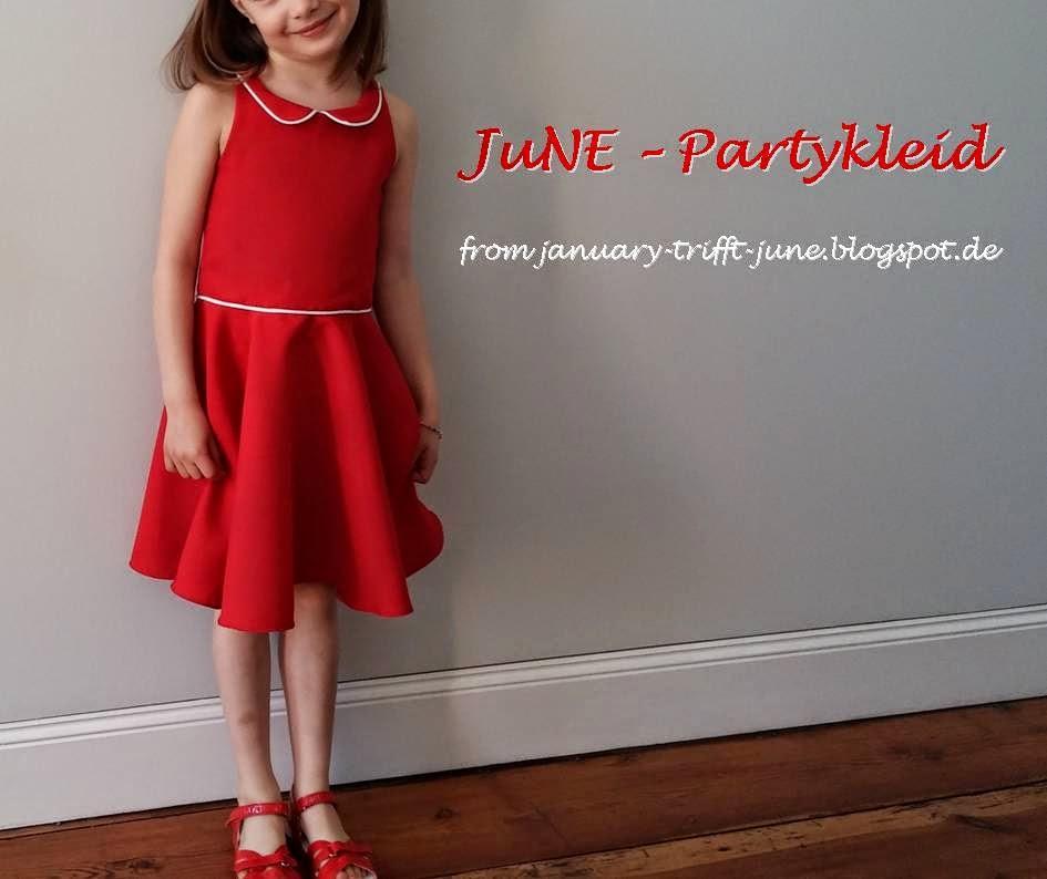 Geschenke nähen – Partykleid für Mädchen nähen geschenke nähen 10 tolle Geschenke nähen mit kostenlosen Anleitungen