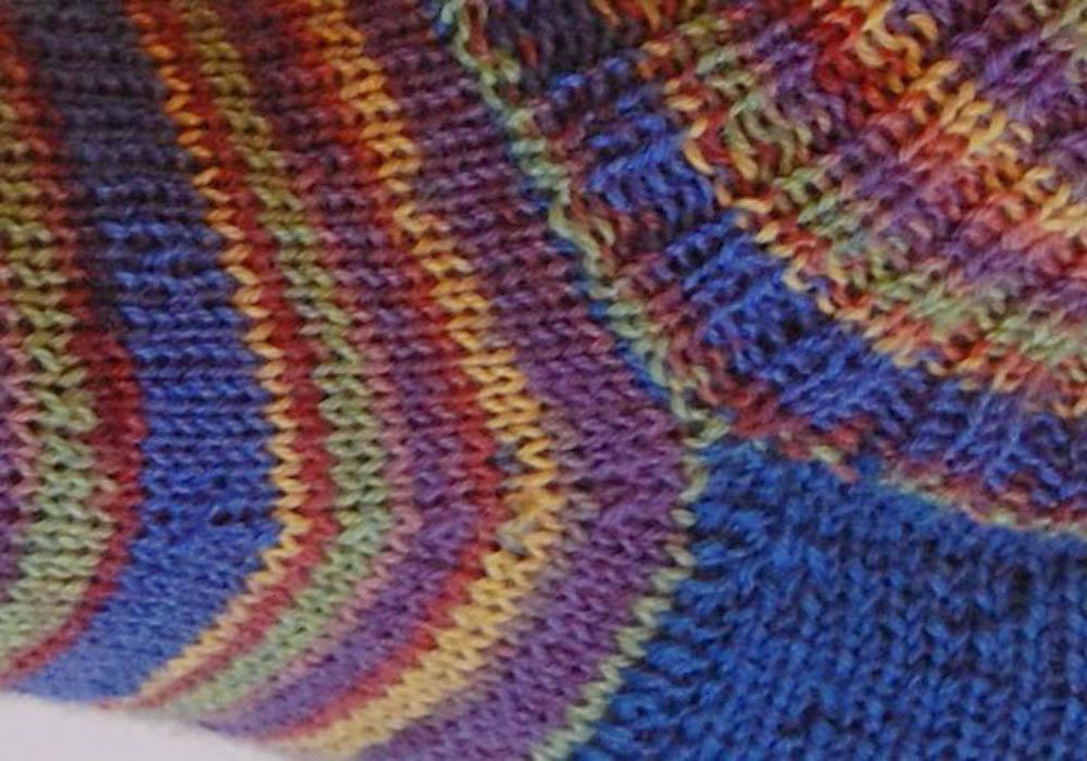 Socken stricken Anleitung