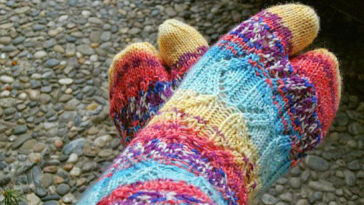 FlipFlop-Socken flipflop-socken Anleitung: Sockenspitze für FlipFlop-Socken