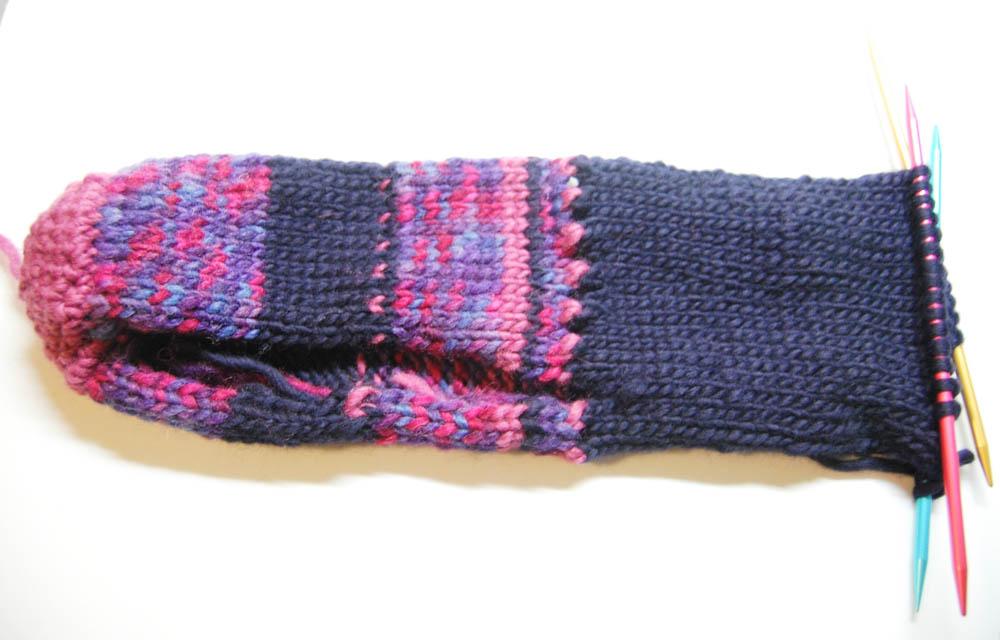 Handschuh für Getränke Weg-3