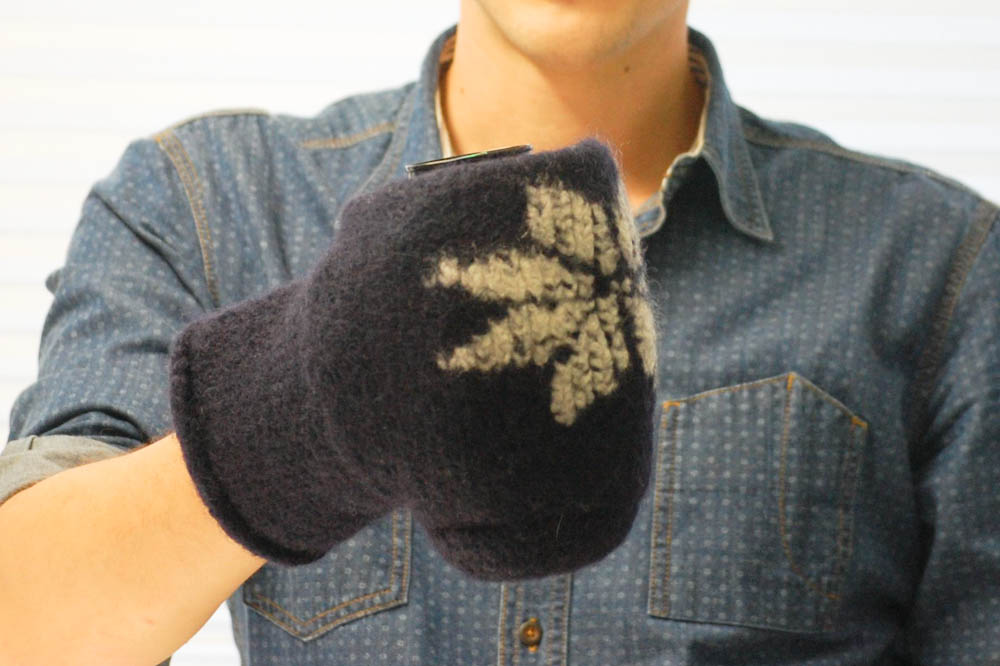 Handschuh für Getränke