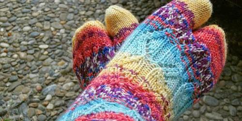 Warme Füße daheim