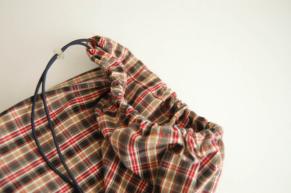 Schuhbeutel nähen schuhsack Anleitung: Schuhsack – Schuhbeutel nähen