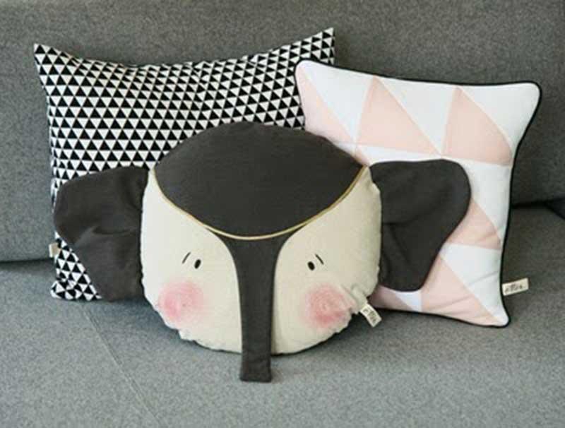 8 dekorative kissen stricken oder n hen kostenlose. Black Bedroom Furniture Sets. Home Design Ideas