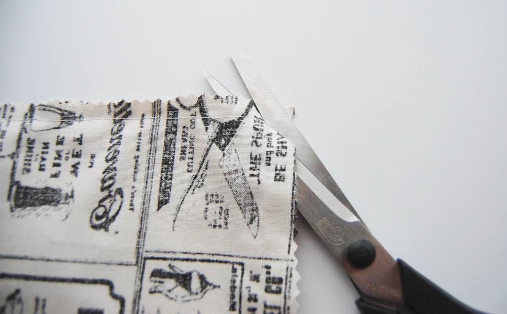Buchstütze Pyramide-6 buchstütze nähen Anleitung: Buchstütze nähen