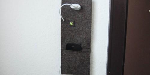 Handy-Ladegarage praktische wohnaccessoires Dekorative und praktische Wohnaccessoires