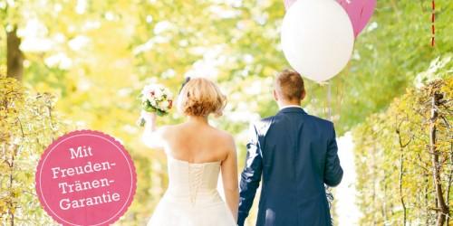Hochzeit - mit Liebe selbstgemacht