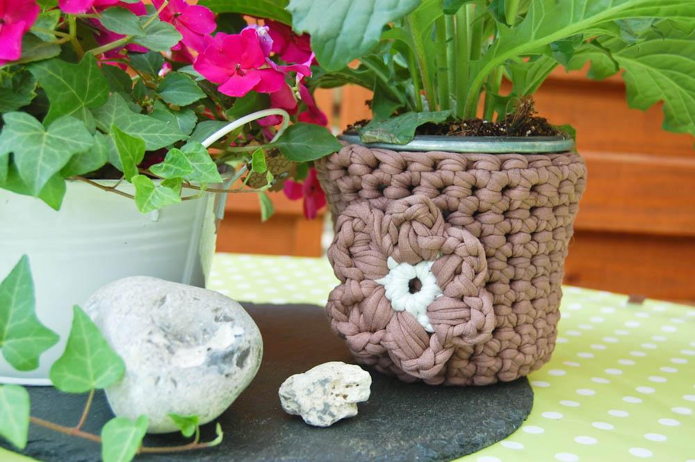 Sommer im Garten fadenring häkeln Tipp: Magic Loop oder Fadenring häkeln
