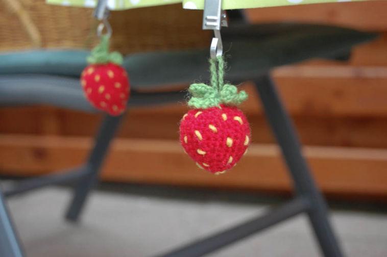 Anleitung Erdbeeren Selber Häkeln