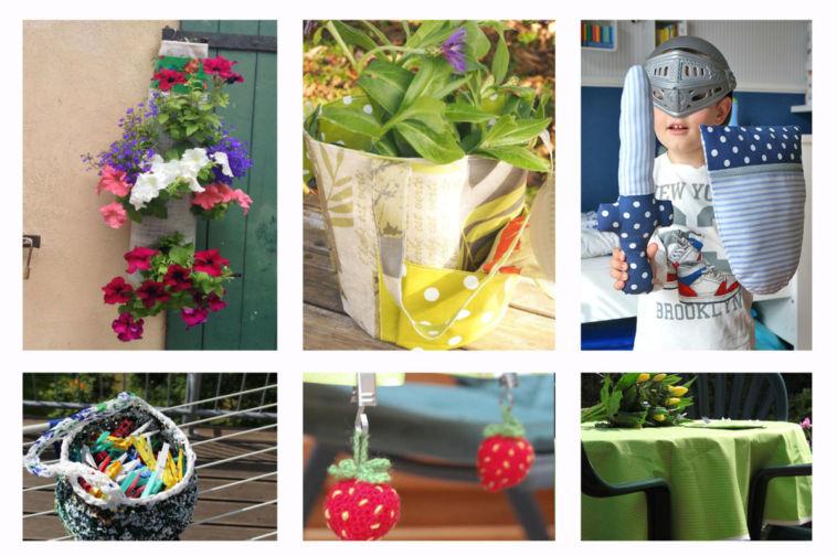 Thema des Monats Juni 2015: Sommer im Garten