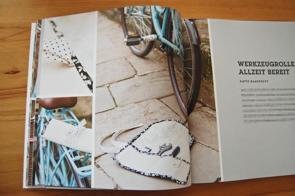 Pimp your bike-2 Buchvorstellung: PIMP YOUR BIKE von Shara Ballard