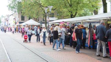 Deutsch-Holländischer Stoffmarkt