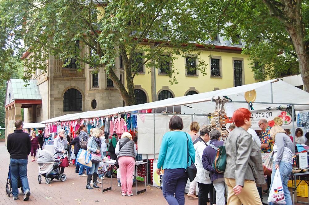 Deutsch-Holländischer Stoffmarkt  Deutsch-Holländischer Stoffmarkt