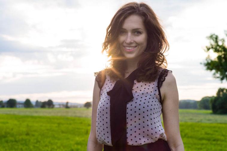 """Marie Rex vom Blog """"vonmri"""" über Refashion von Kleidungsstücken"""
