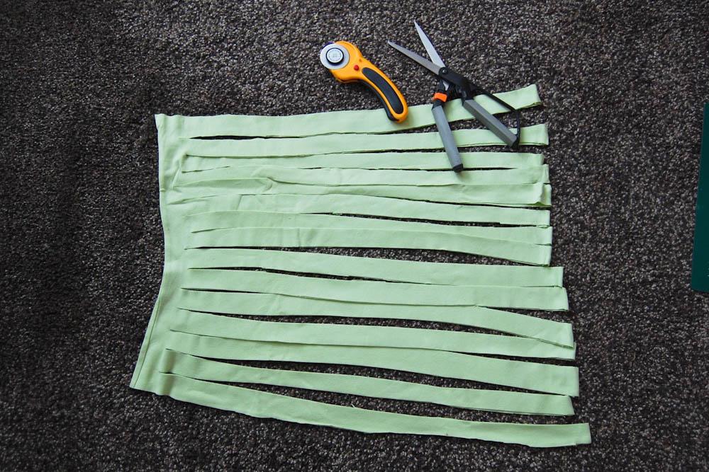 Textilgarn selber herstellen