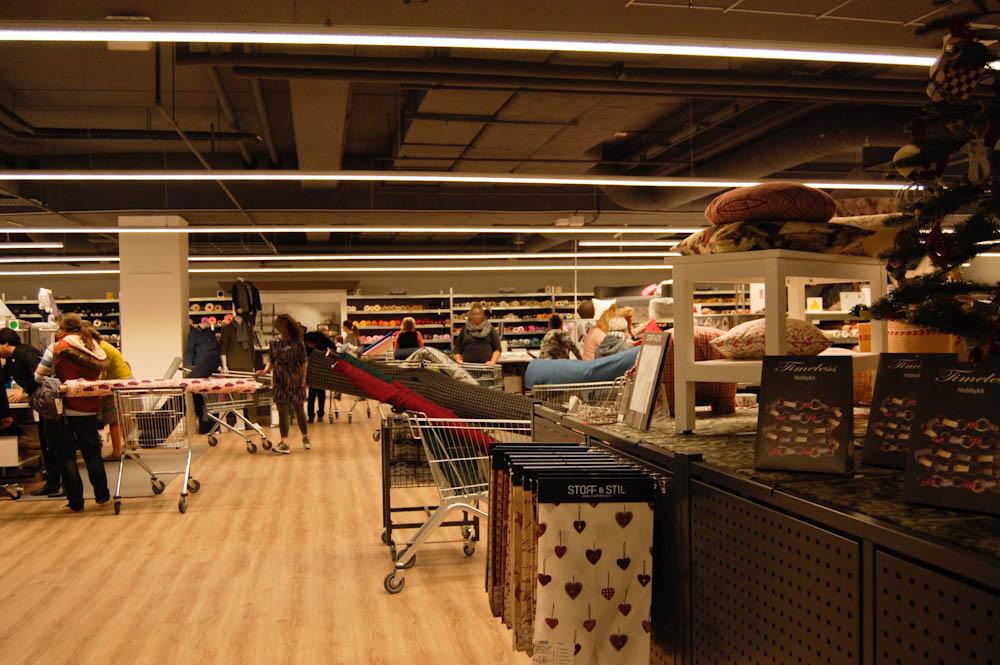 Geschäftseröffnung Stoff Stil In Köln Sockshype