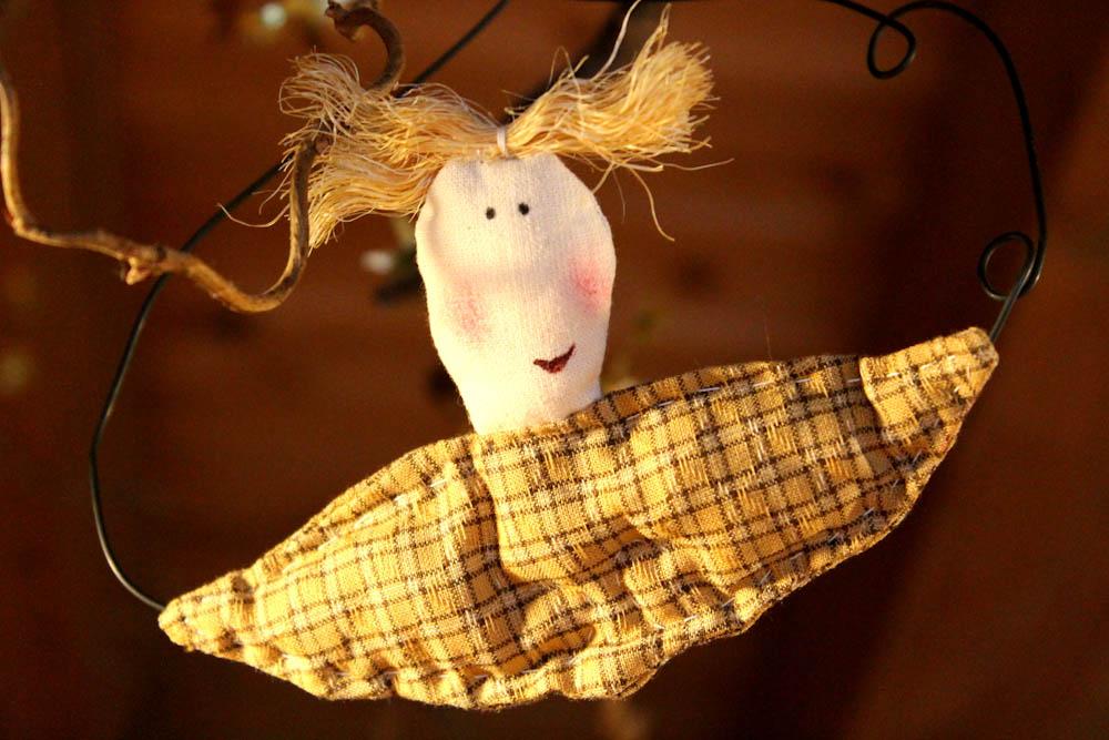Weihnachtsdeko selber machen – Wilde Engel nähen weihnachtsdeko selber machen 10 geniale Anleitungen: Weihnachtsdeko selber machen