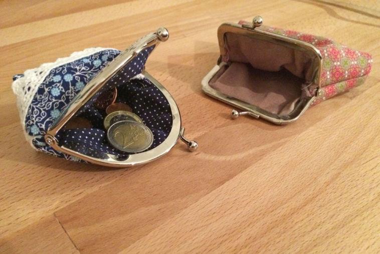 Anleitung Süßes Taschenbügel Portemonnaie Selbst Nähen Sockshype