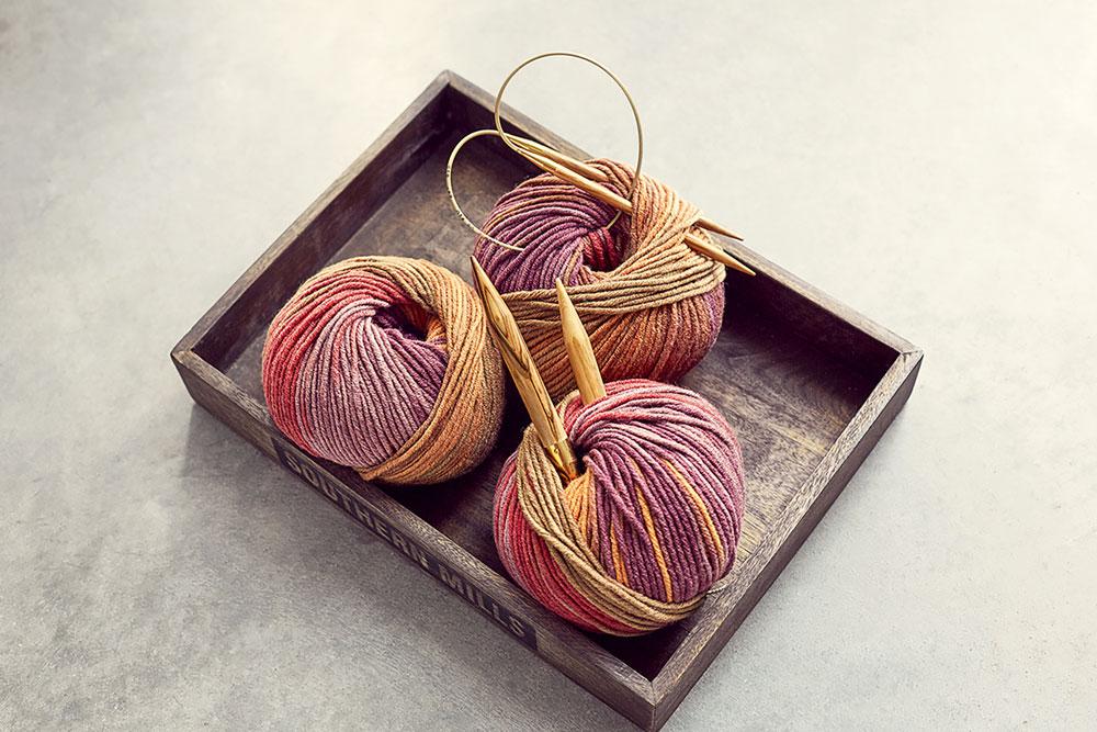 Geschenke für Strickfans – Stricknadeln aus Olivenholz geschenke für strickfans 8 geniale Geschenke für Strickfans und Nähfreunde
